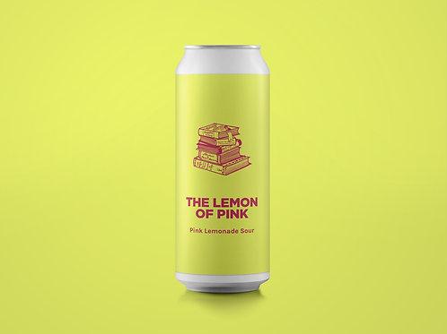 THE LEMON OF PINK Pink Lemonade Sour 4.8%