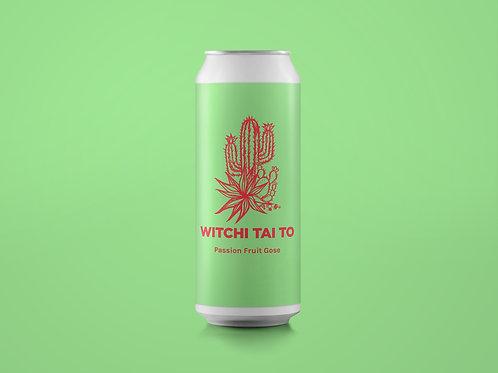 WITCHI TAI TO Passion Fruit Gose 5.5%