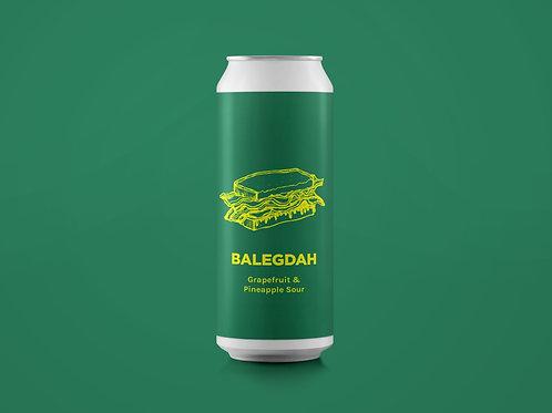 BALEGDAH Pineapple and Grapefruit Sour 6.5%
