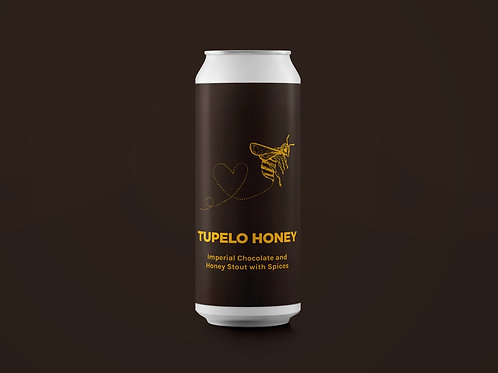 TUPELO HONEY Imperial Chocolate and Honey Stout with Spices 11%