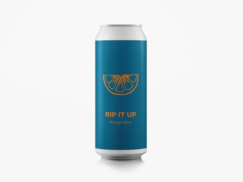 RIP IT UP Orange Sour 5%