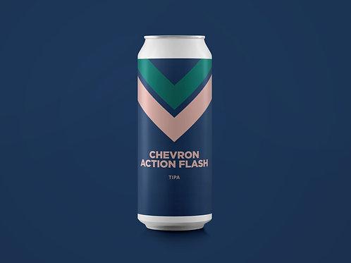 CHEVRON ACTION FLASH TIPA 10%