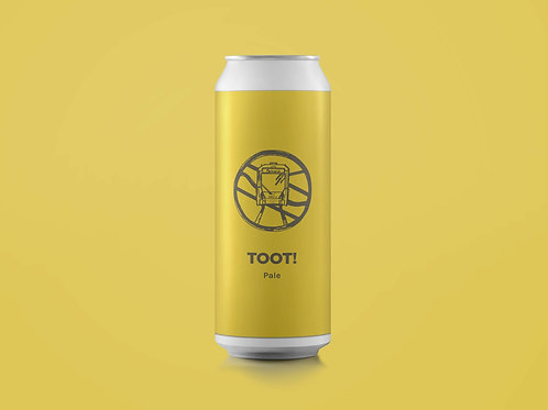 TOOT! DDH Pale 5.6%