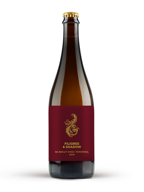 FILIGREE & SHADOW BA BARLEY WINE | TOMINTOUL 2019 12%