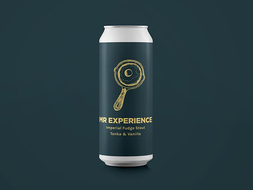 MR EXPERIENCE Imperial Fudge Stout | Tonka & Vanilla 11%