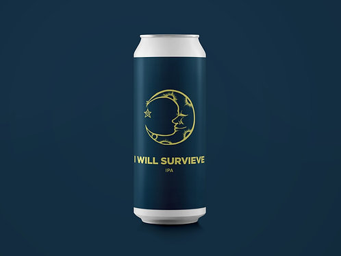 I WILL SURVIEVE DDH IPA 6.5%