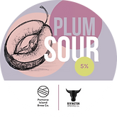Plum Sour Keg