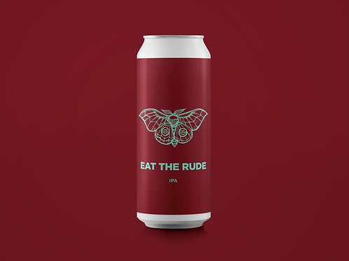 EAT THE RUDE DDH IPA 6.5%