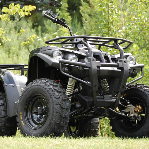 DRR Stealth Electric ATV