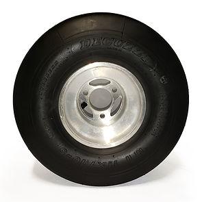 Front Go kart tire 10x4.50x5