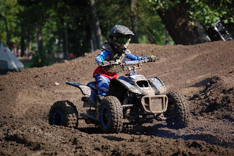 DRR USA's 50cc, the best youth racing ATV