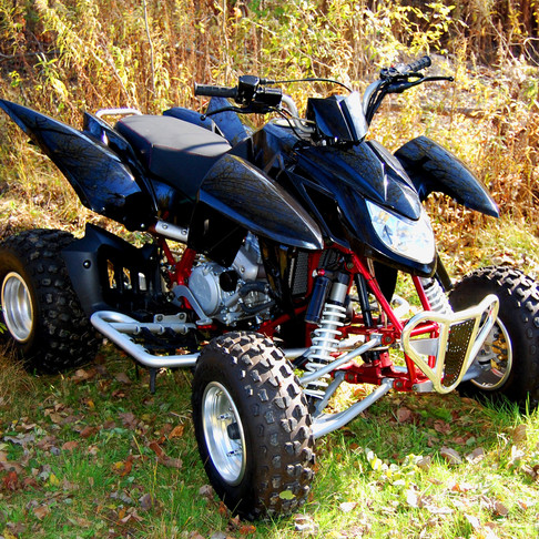 DRR USA 450cc ATV Sport First Look