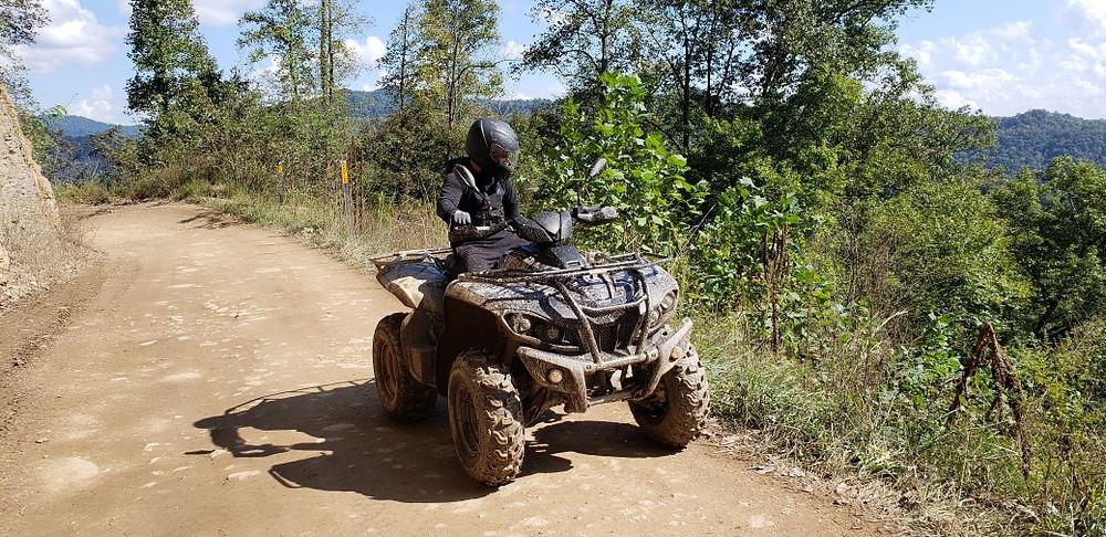 DRR USA 600cc ATV National Trailfest 2018 Hatfield Mccoy