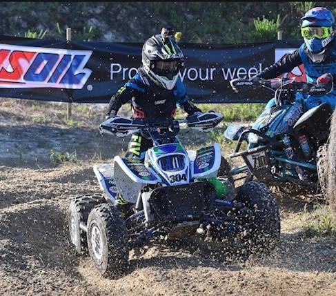 Rider Showcase: Jaxson Ostrich