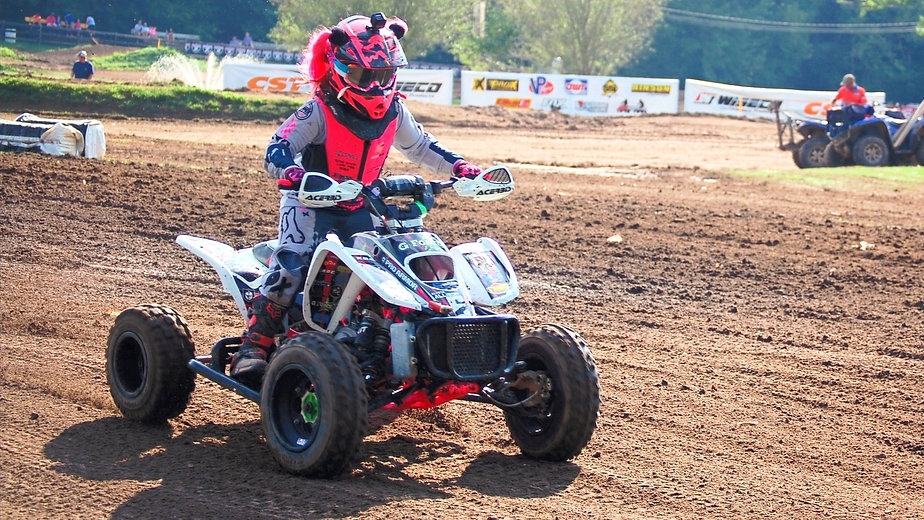 DRR USA's 90cc, the best youth racing ATV