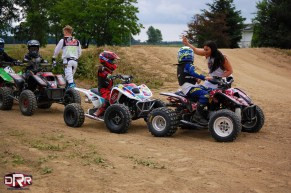 DRR USA mini quad racing ATVs and four wheelers
