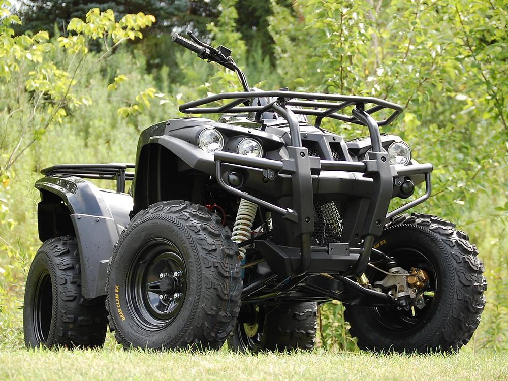 EV Safari 4X4