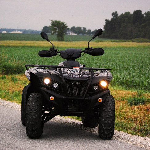 DRR USA 600 UT Utility All-Terrain Vehicle (600cc ATV)