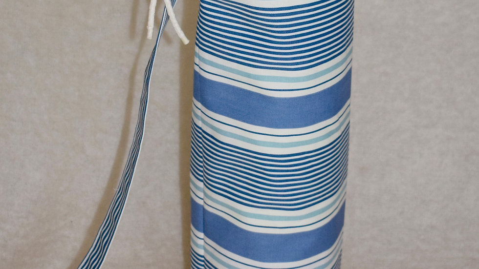 Yoga Bag Blue Stripes
