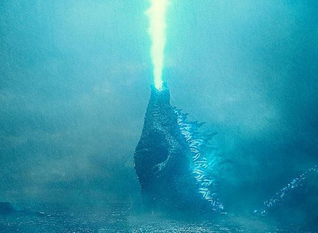 'Godzilla: King of Monsters' brings exciting monster fights with...meh human drama