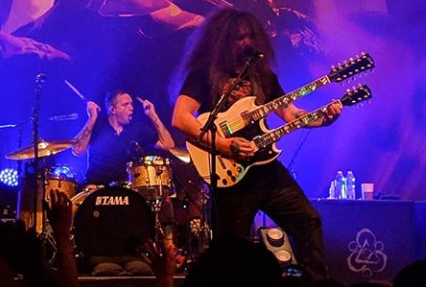 Coheed and Cambria bring Prog Rock Back to the Norva with the Unheavenly Creatures Tour