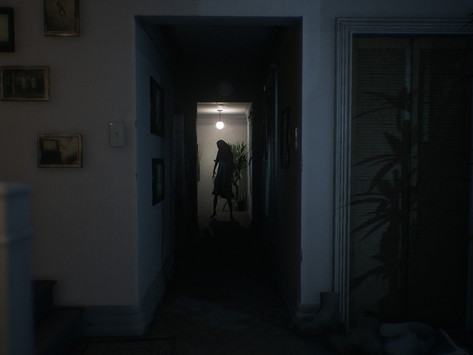 Ten great horror games to play right now