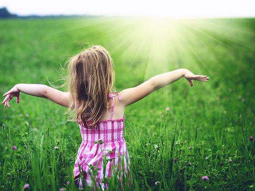 Kinderen: Doe de Energy Switch/Het auratuintje