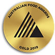 Australian Food Award Gold Medal Sorbet