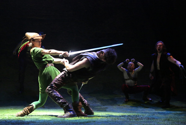 The Heart of Robin Hood (Mirvish)