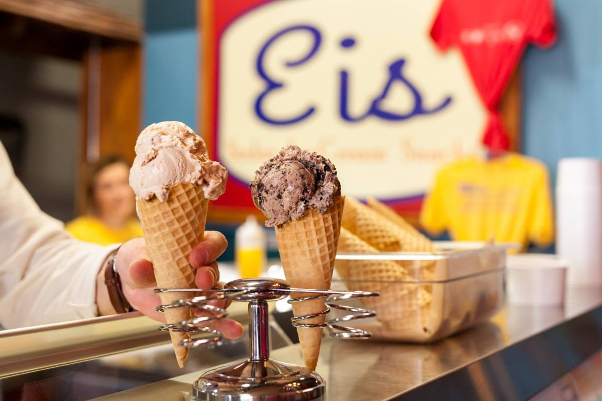 Ice Cream at Eis