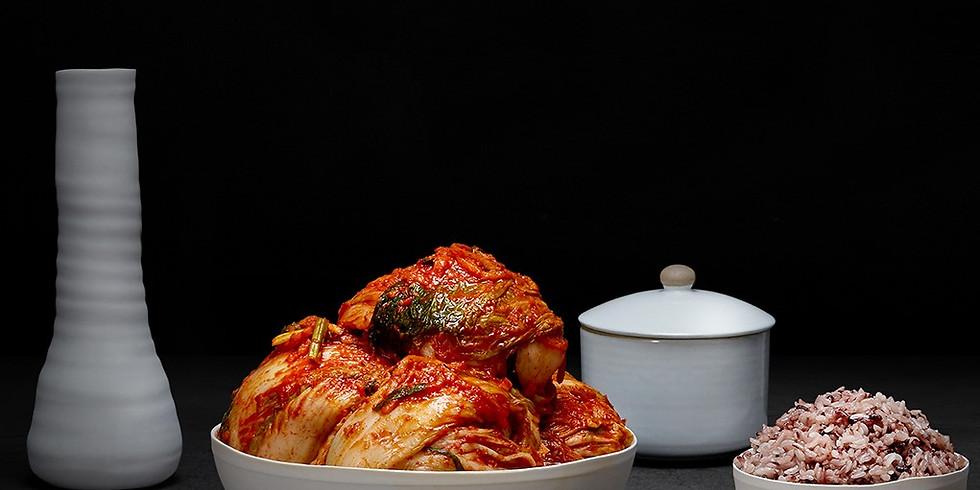 Kimchi making workshop 29/May/2021
