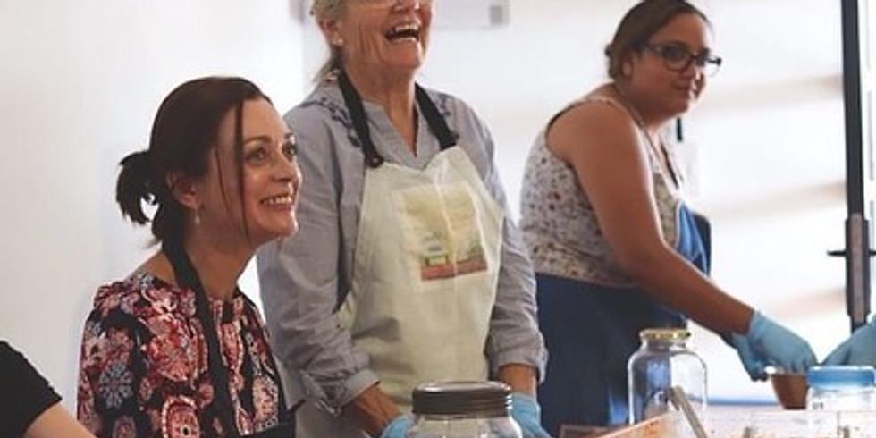 Kimchi making workshop