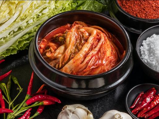 Say Kimchi!