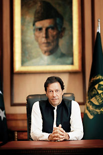 Official PHOTO of Prime Minister Imran K