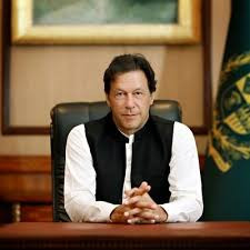 Prime Minister Imran Khan Congratulated President Kais Saeid on his election
