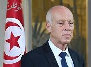 President Kais Saeid sent Message of Condolences to President Alvi