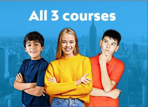 JrMBA - All 3 courses