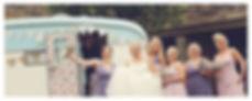 Daisy Vintage Caravan wedding group
