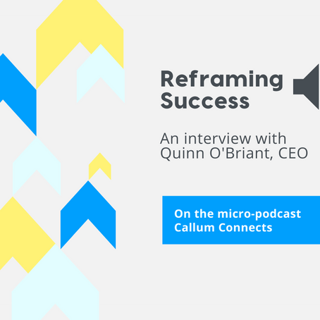 A Very Short Interview with Quinn O'Briant, CEO