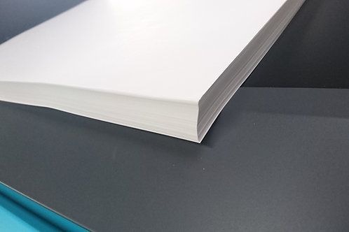 A4 Cut sheet Sublimation transfer paper (Pack of 100 Sheets)