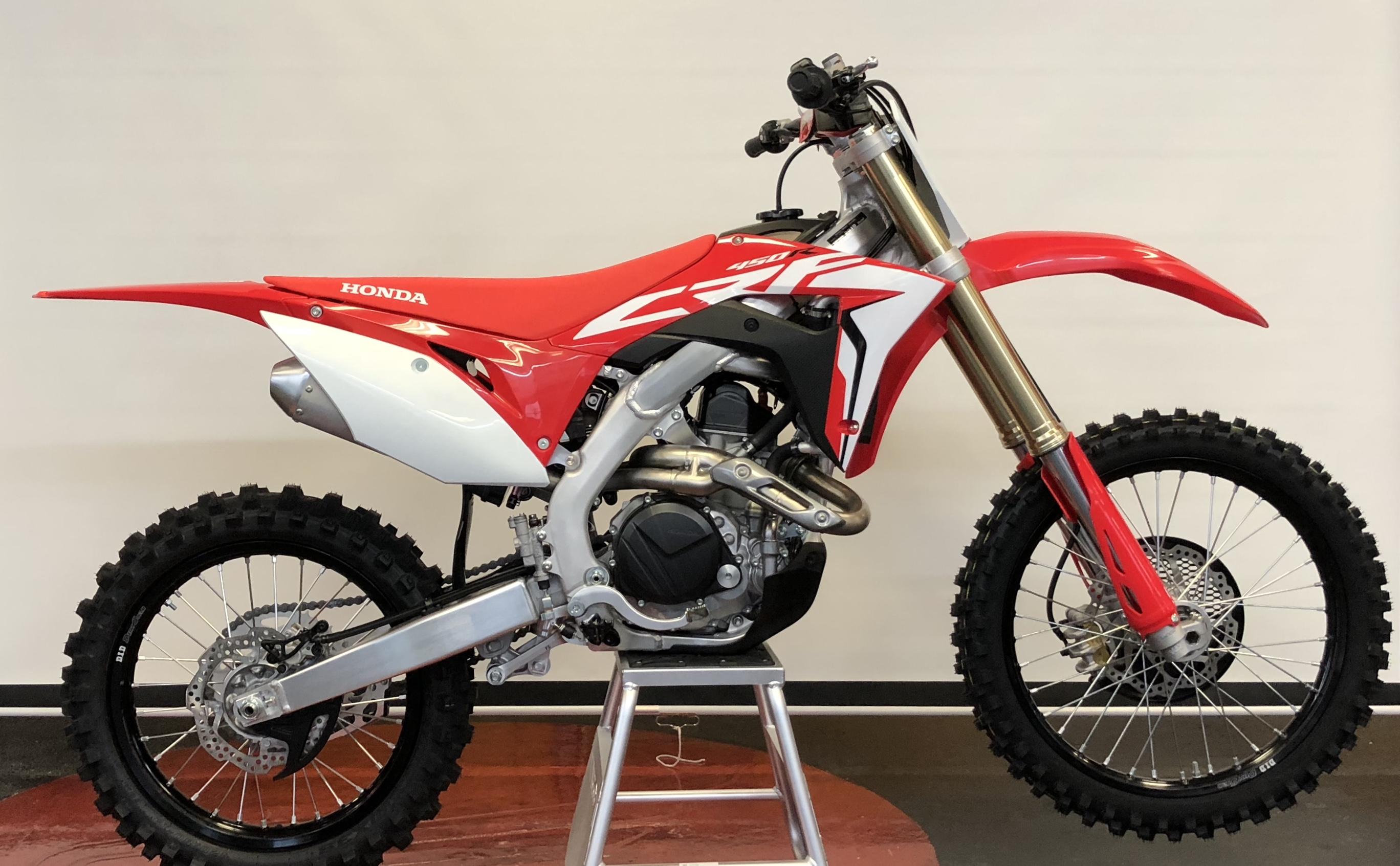 Mason City Honda 2006 50cc Dirt Bike New 2019 Crf450r