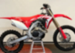 NEW 2019 CRF450R