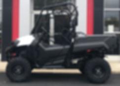 NEW 2020HONDA SXS700 PIONEER 2-SEAT