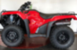 NEW 2019 HONDA TRX420FE1 RANCHER