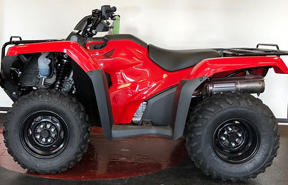 NEW 2021 HONDA TRX420FE1 RANCHER