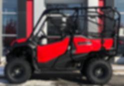 NEW 2020 HONDA SXS1000 PIONEER 5-SEAT
