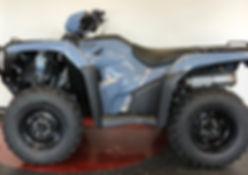 NEW 2018 HONDA TRX500FE2 FOREMAN