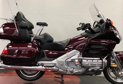 USED 2008 HONDA GL1800 GOLDWING