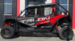 USED 2020 HONDA TALON 1000X 4 SEATER