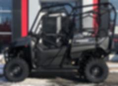 NEW 2020HONDA SXS700 PIONEER 4-SEAT